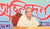 Padma Bridge construction with own fund a befitting reply, says Prime Minister Sheikh Hasina