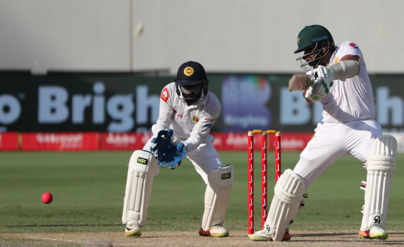 15 wickets fall as Sri Lanka leads Pakistan by 254