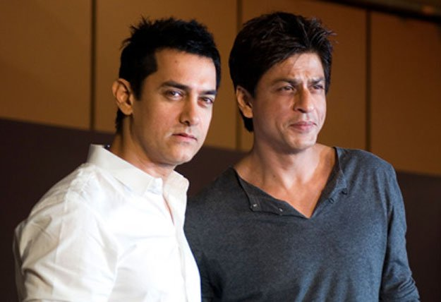 Shah Rukh is a wonderful storyteller, I love listening to him: Aamir Khan