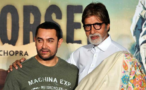 Amitabh Bachchan's superstardom can't be re-created: Aamir Khan