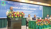 'World Population Day' observed at BUP