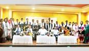 DIU team visits KIIT, KISS in India