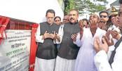 'Modern river port to be  built in Daudkandi'