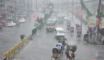 Moderate to heavy rain may occur in country