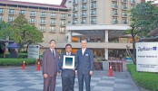 Radisson Blu Dhaka Achieves 'Safehotels Executive Level Certificate'