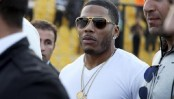 Rapper Nelly arrested on rape accusation