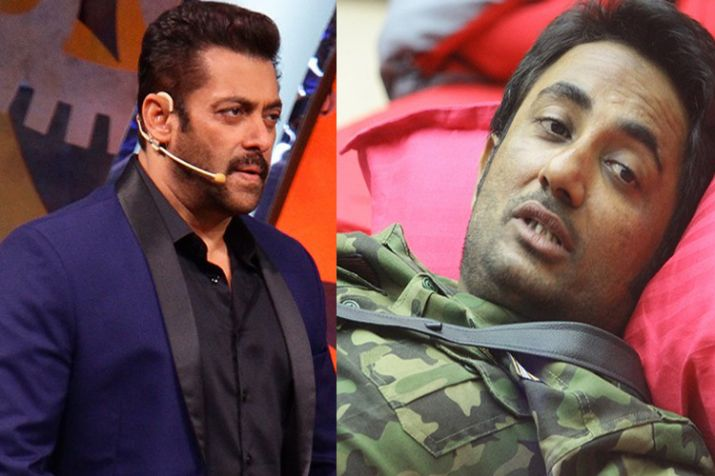Zubair Khan files FIR against Salman Khan for lashing out at him