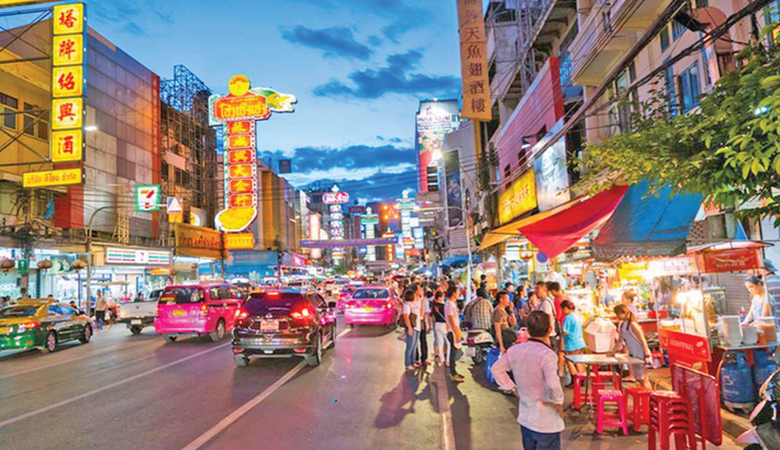 Where street foods drive tourism