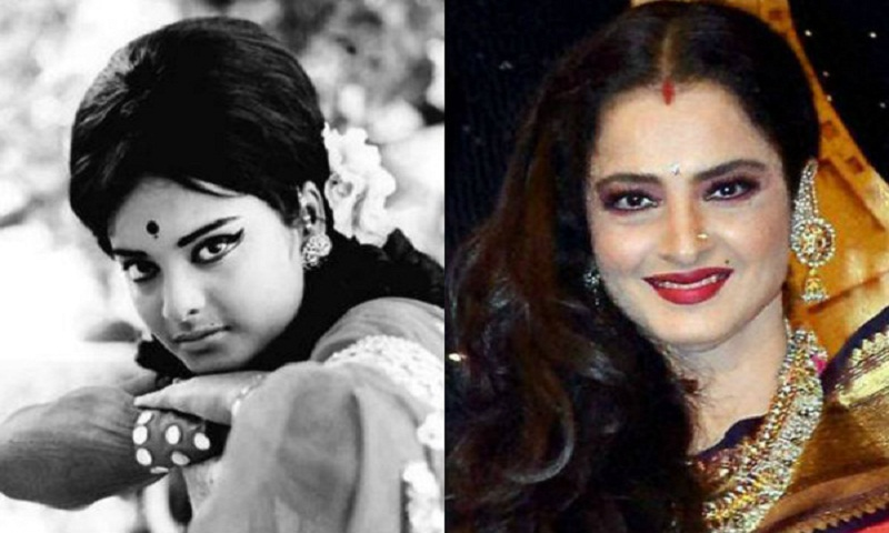 Rekha Is Actor Gemini Ganesan And Actress Pushpavalli S: Birthday Special: Know The Journey Of Bhanurekha Ganesan