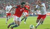 Salah takes Egypt to World Cup