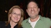 Meryl Streep and Dame Judi Dench speak out about Harvey Weinstein
