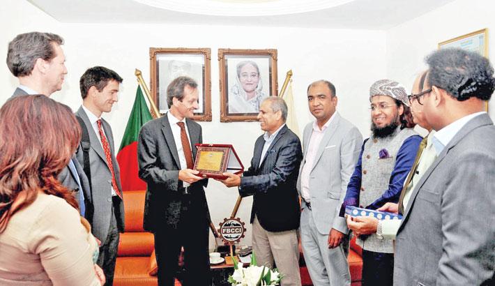 UNDESA mission  meets FBCCI chief