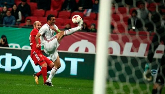 Iran hold World Cup hosts Russia in Kazan