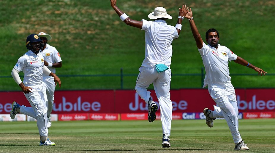 Five-wicket Perera stars in Sri Lanka series win