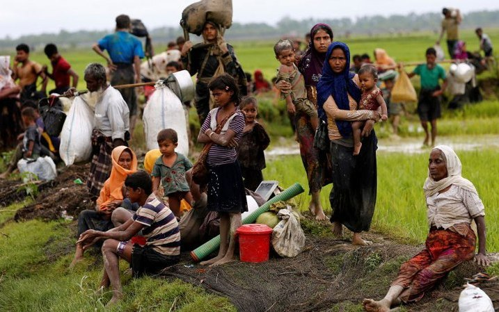5,21,000 Rohingyas fled to Bangladesh since August: ISCG