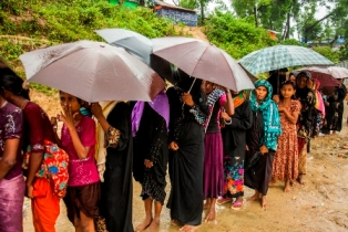 10,292 cases of diarrhoea among Rohingyas reported last week: IOM