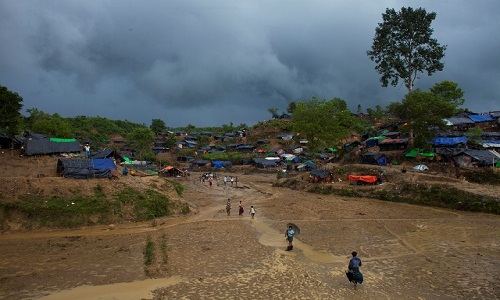 UNICEF to build 10,000 latrines for Rohingyas