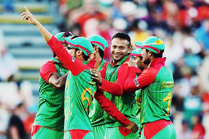 Warm-up match: Bangladesh to play SA Invitational XI Thursday