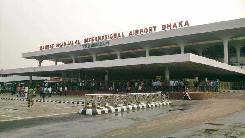 4.64kg gold seized at Dhaka airport