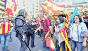 EU backs Spain in Catalonia independence challenge