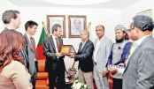 UNDESA mission  meets FBCCI chief