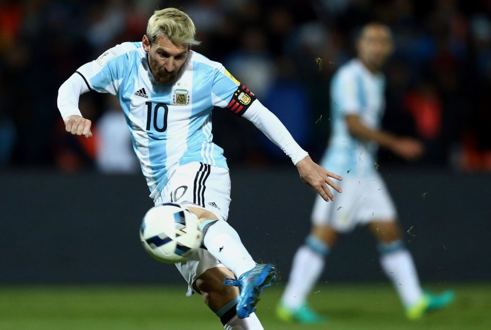 'Thank God for Messi' says relieved Argentina