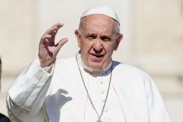 Pope Francis to arrive November 30