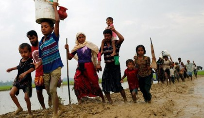 Myanmar rights body admits to Rohingya persecution
