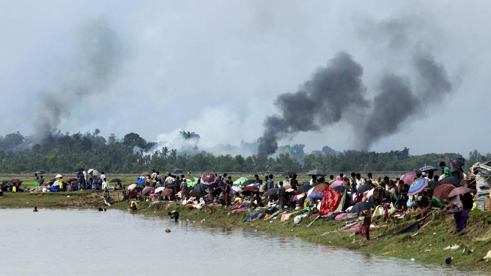 Myanmar violence a deliberate strategy to expel Rohingya: UN