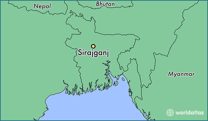 Sirajganj road crashes kill 3