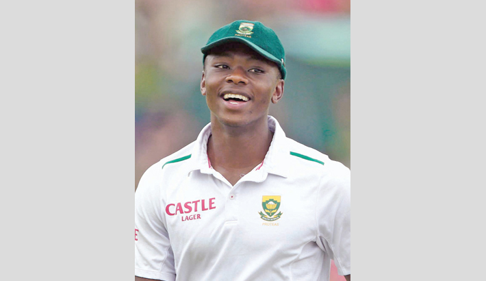 Rabada reaches career-best Test ranking