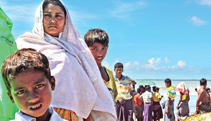Rohingya return impossible: UN