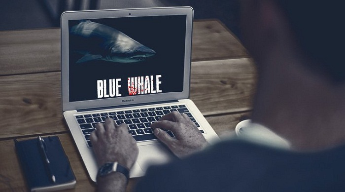 CU student saved from 'blue whale'