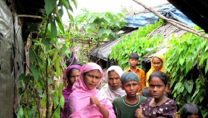 Rohingya suffering overshadows uptick in locals' woes