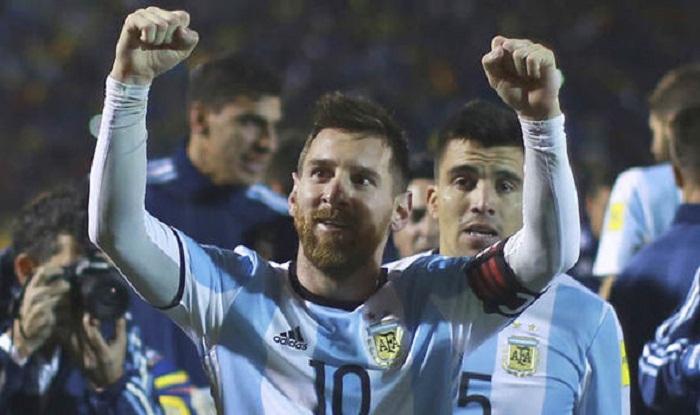 Messi heroics for Argentina anger Ronaldo
