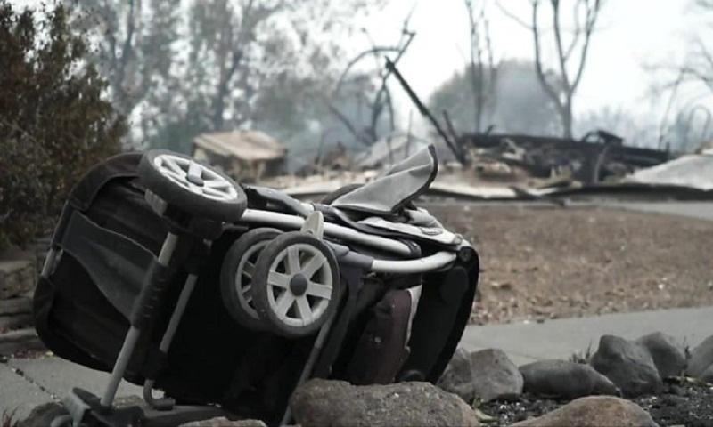 California wildfires kill 21 including elderly couple