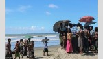 Fleeing Rohingyas in hunger-trap