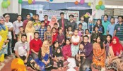 'Icchepuron' Makes It Memorable For Cancer-Affected Children