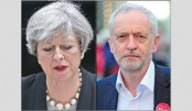 Lead or leave, Corbyn tells May