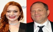 Lindsay Lohan defends Harvey Weinstein: I feel very bad for him right now