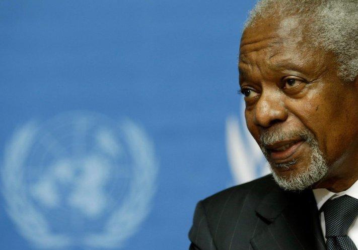 UN Security Council to hear Kofi Annan brief on Myanmar