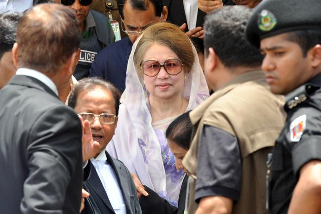 Zia Orphanage Trust graft case: Court issues arrest warrant for Khaleda