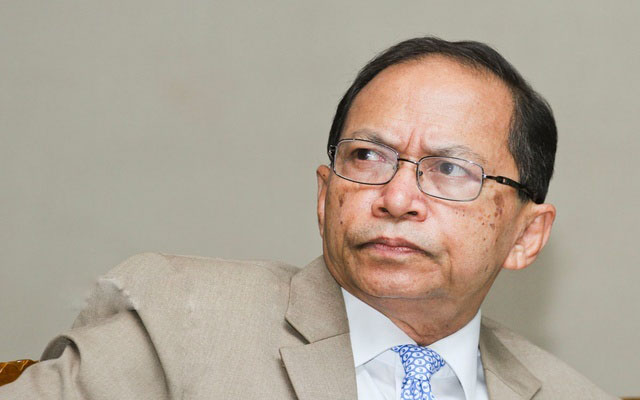 Chief Justice may go abroad tonight