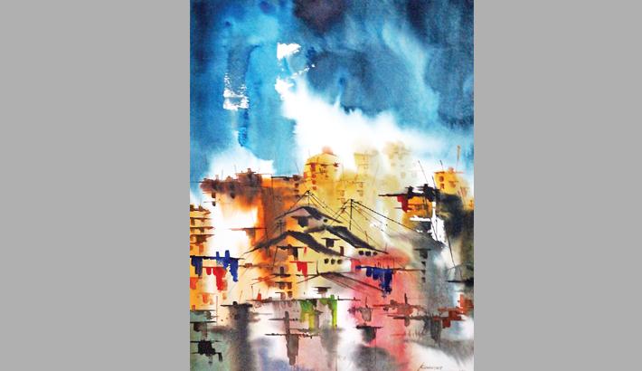 'Maitri' Showcasing Artworks Of Indian And Bangladeshi Artists