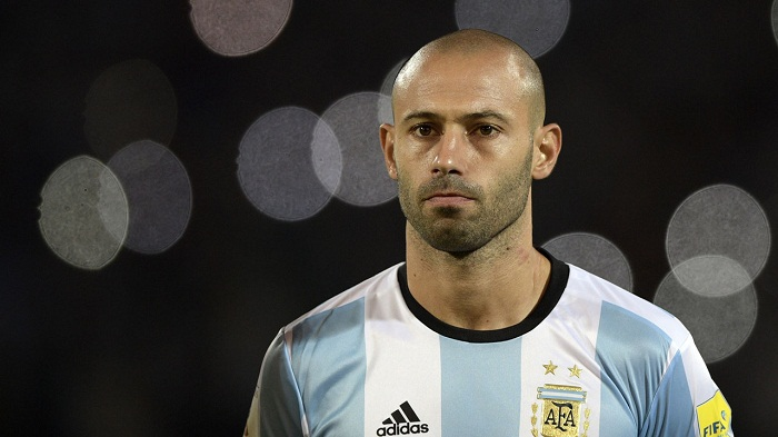 Mascherano to quit Argentina after World Cup