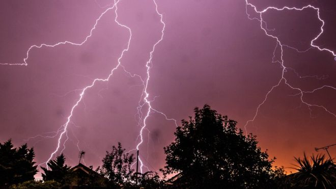 Lightning strike kills 2 siblings in Habiganj