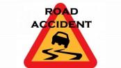 5 hurt in city road crash