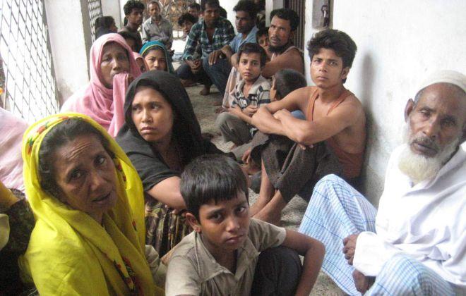 18 Rohingyas held in Satkhira