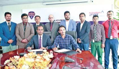 Bashundhara LP Gas, Nokia to sponsor Rangpur Riders   2017-10-13