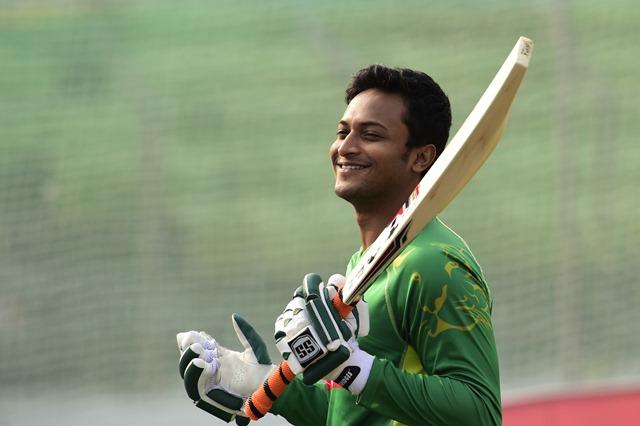 Shakib, De Villiers return for one-day series
